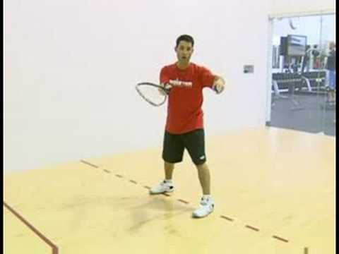 Racquetball Strategy : Racquetball Strategy: Playing Doubles