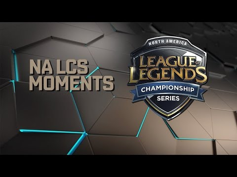 NA LCS Moments - Week 9 (Spring 2017)