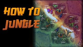 How To Jungle A Detailed League Of Legends Guide [S4