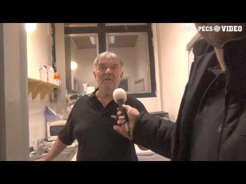 A PEAC-Pécs videós interjúja Lukács Bélával