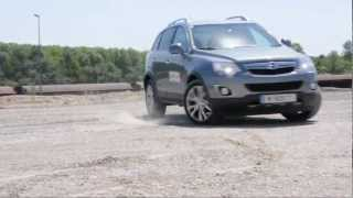 Opel Antara im Test