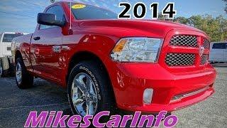 2014 RAM 1500 REGULAR CAB 5065