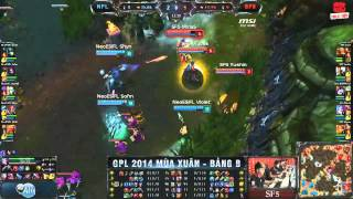 [19.02.2014] NFL vs SF5 [GPL Xuân 2014]