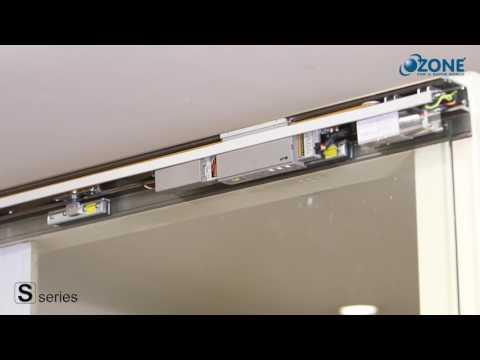 <span>AUTOMATIC SLIDING DOOR SYSTEM - FORMOSA-I</span>