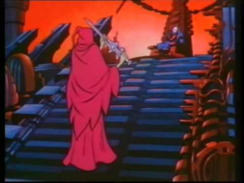 He-man and She-ra The Secret of the Sword greek