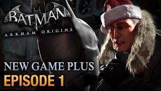 Batman: Arkham Origins Walkthrough Episode 1: The Arms