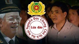 Tổng Trọng chỉ đạo Đảng ủy Công an Tư kỷ luật thiếu Tướng Nguyễn Đức Chung về vụ Đồng Tâm