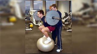 Faily pri cvičení