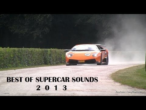 The BEST of Supercar Sounds 2013 | 22 Minute Compilation Video
