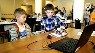 Робототехника – новое увлечение в молодёжной среде