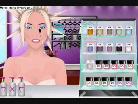 Stardoll Makeup Tutorial- Lady Gaga on Oprah- By Doll2005