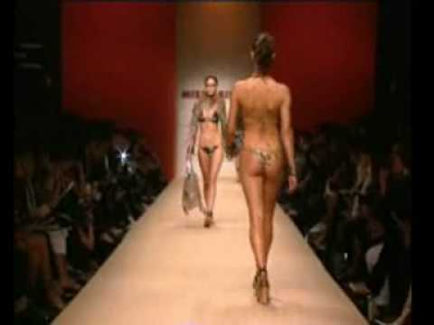 SFILATA MISS BIKINI LUXE SPRING SUMMER 2008 - MILANO FASHION WEEK 2007