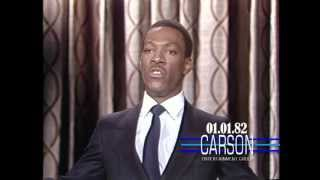 Johnny Carson: Eddie Murphy's First Appearance, 1982