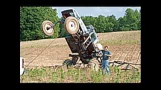 Maszyny Rolnicze-wypadkimachinery Crash.