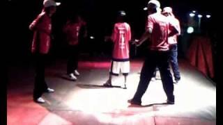 DRC Dança De Rua Calabá, Hip Hop, No Campeonato Inter