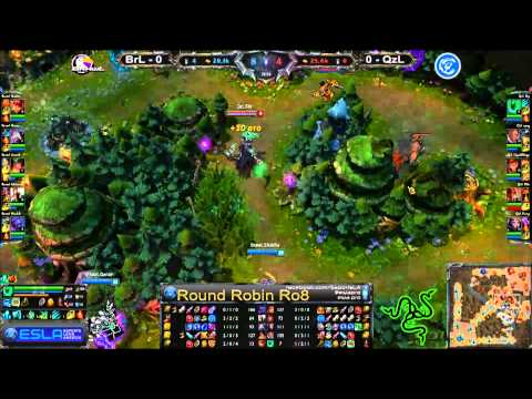 Liga Mexicana de League of Legends | BrawL vs Quetzal | Mexico