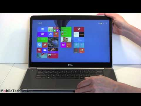 Dell XPS 15 2014 Edition (9530) Review
