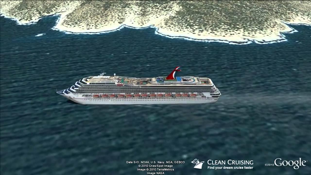 Carnival Glory Virtual Ship Tour  YouTube