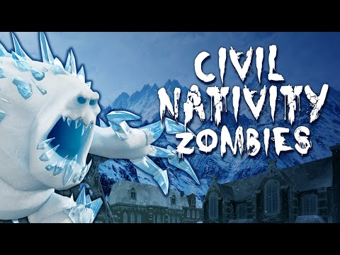 CIVIL NATIVITY - CHRISTMAS ZOMBIES ★ Call of Duty Zombies Mod (Zombie Games)