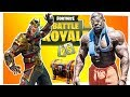 Top BodyBuilder Fortnite Player KALI MUSCLE BIRTHDAY