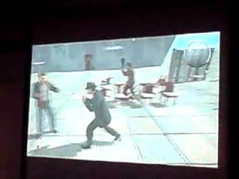 GDS09: Видео по рукопашному бою, анимация и классическая музыка