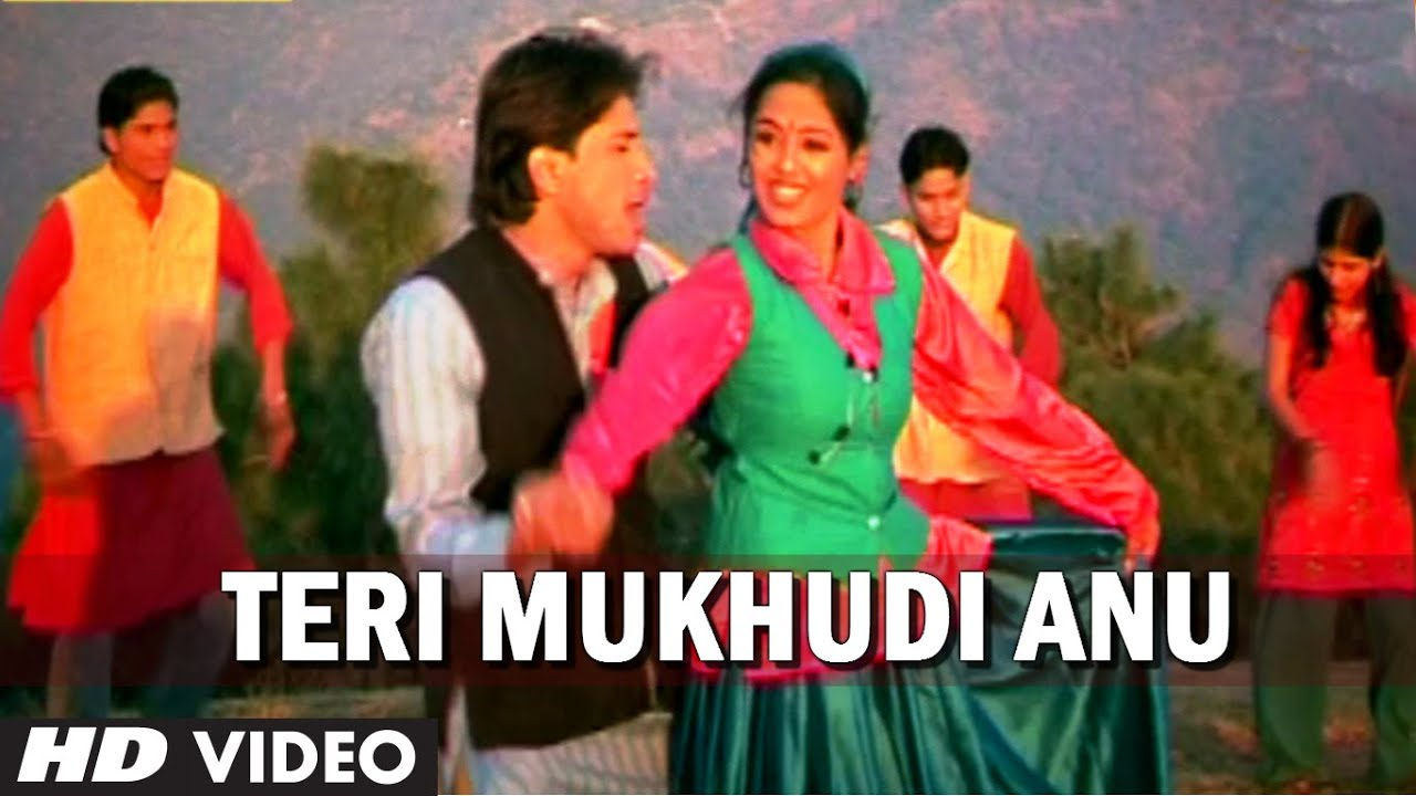 Teri Mukhudi Anu - Garhwali Video Song Starring Sanjay Silodi & Richa Naudiyal - Vinod Sati