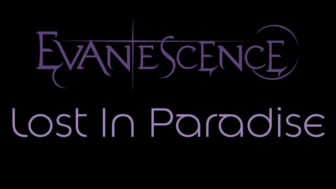 Evanescence-Los... I'm Lost Lyrics