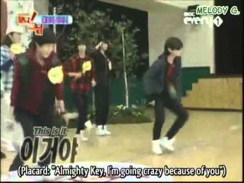 SHINee TAEKEY ( Taemin & Key) dance compilations