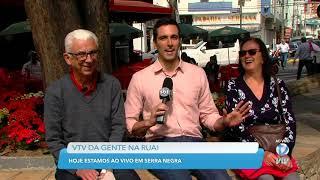 SBT VTV - Encerramento do VTV da Gente direto de Serra Negra/SP