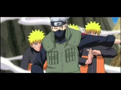 Naruto/kakashi/sakura vs sasuke (naruto shippuden amv)