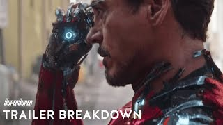 Avengers: Infinity War - Big Game Spot Breakdown in Hindi | SuperSuper