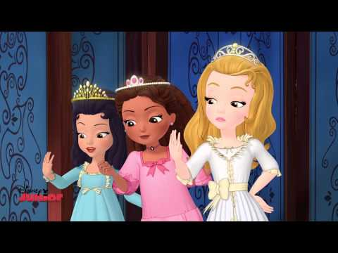 Sofia The First - Slumber Party!