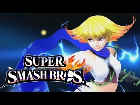 Super Smash Bros for Wii U / 3DS: News Report #6