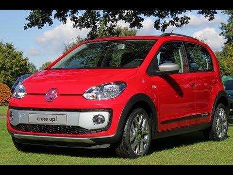 VW cross up!: up! und an was Neues -- Test & Fahrbericht