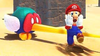 100 Ways to Die in Super Mario Odyssey