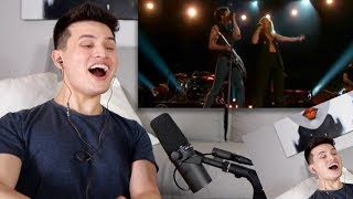 """Vocal Coach Reacts to Shawn Mendes & Miley Cyrus Singing """"In My Blood"""""""