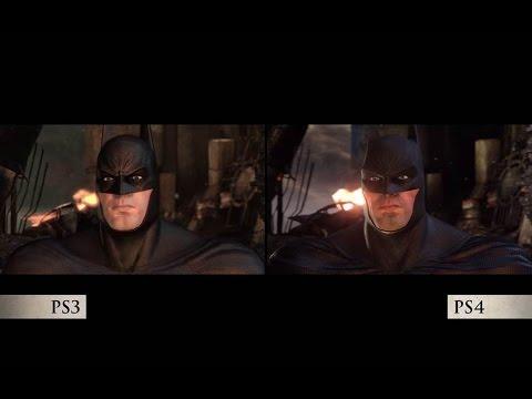 Batman: Return to Arkham — Official Side-by-Side Comparison Video