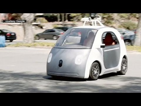 Google unveils driverless car prototype without steering wheel or pedals