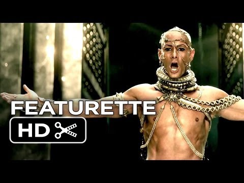 300: Rise of an Empire Featurette - Villains of 300 (2014) Rodrigo Santoro, Eva Green Movie HD