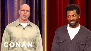 Brian Kiley Speaks to the Black Experience Again: Conan on TBS