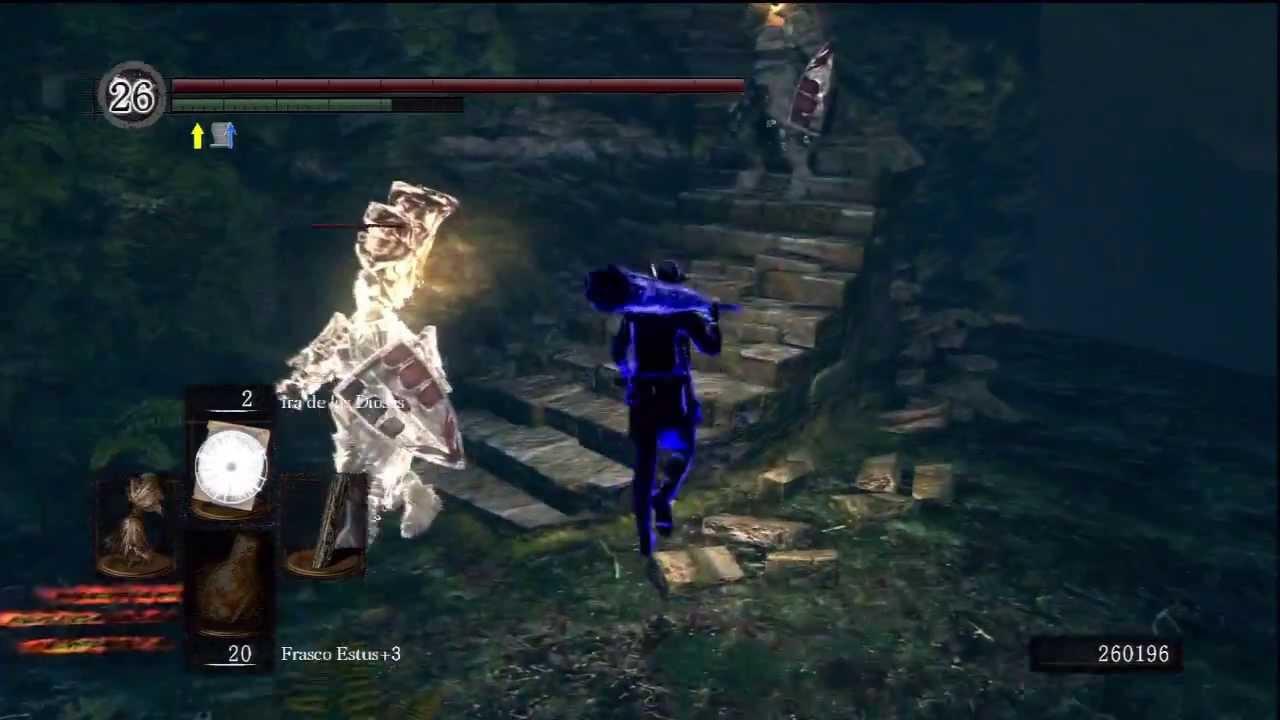 Dark Souls  Str Faith Build So