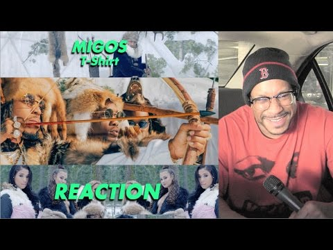 youtube video Migos - T-Shirt [Official Video] reaction review to 3GP conversion