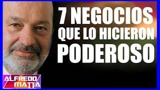 Negocios que hicieron a Carlos Slim Millonario