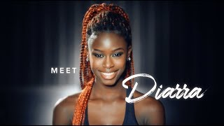 WE ARE NOW UNITED – Meet Diarra from Senegal