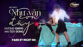 Mai Tiến Dũng & Hương Giang - LK Dịu Dàng Đến Từng Phút Giây & Như Vẫn Còn Đây / PBN 100