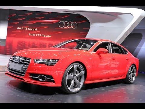 AMI Leipzig 2014: Weltpremiere des Audi S7 Sportback