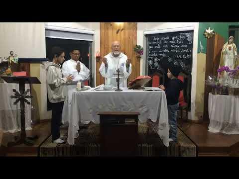 Santa Missa | 14.07.2020 | Terça-feira | Padre Jose Sometti | ANSPAZ