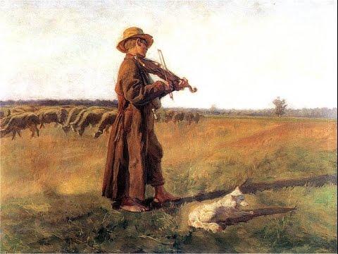 Mazurek z krótką przyśpiewką Marian Bujak Taniec Polska muzyka ludowa  Polish folk music Mazurka