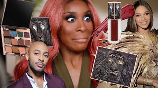 The LION KING Makeup Collection: Worth The Hype?! | Jackie Aina