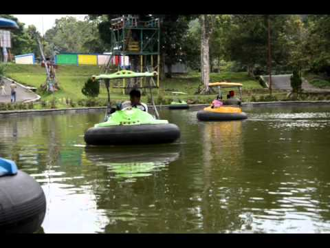 waterboom padang panjang - YouTube